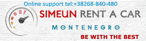 Simeun rent a car. The best price on web!